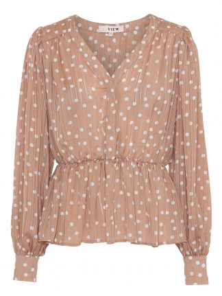 A-View bluse beige