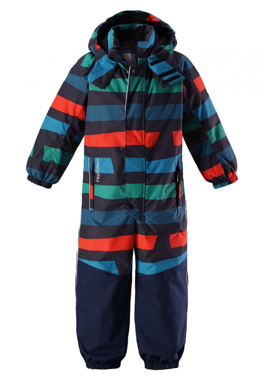 77c649ab Reima Reimatec-dress Otsamo blå vinterdress – Mio Trend