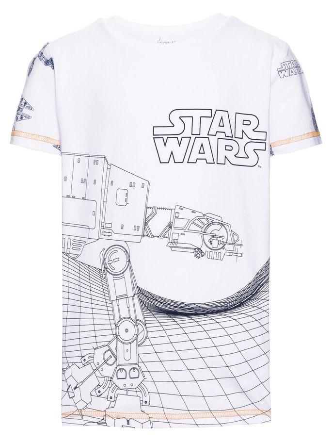 Star Wars T skjorte fra Name It MioTrend