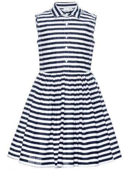 Name It Stripete kjole fra Name It, Nitgira – Mio Trend