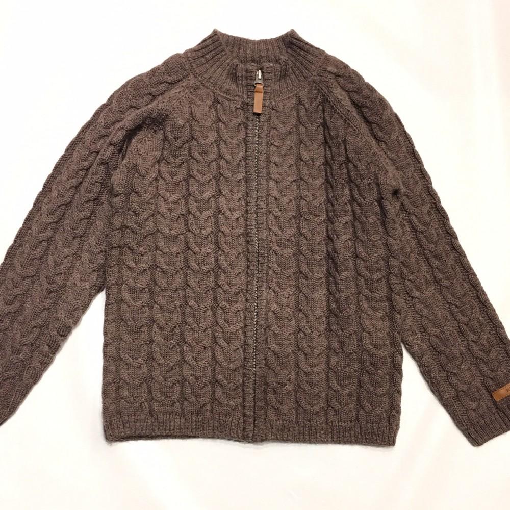 9b631ca7 Name It Name It Nitwrillascab brun ulljakke – Mio Trend