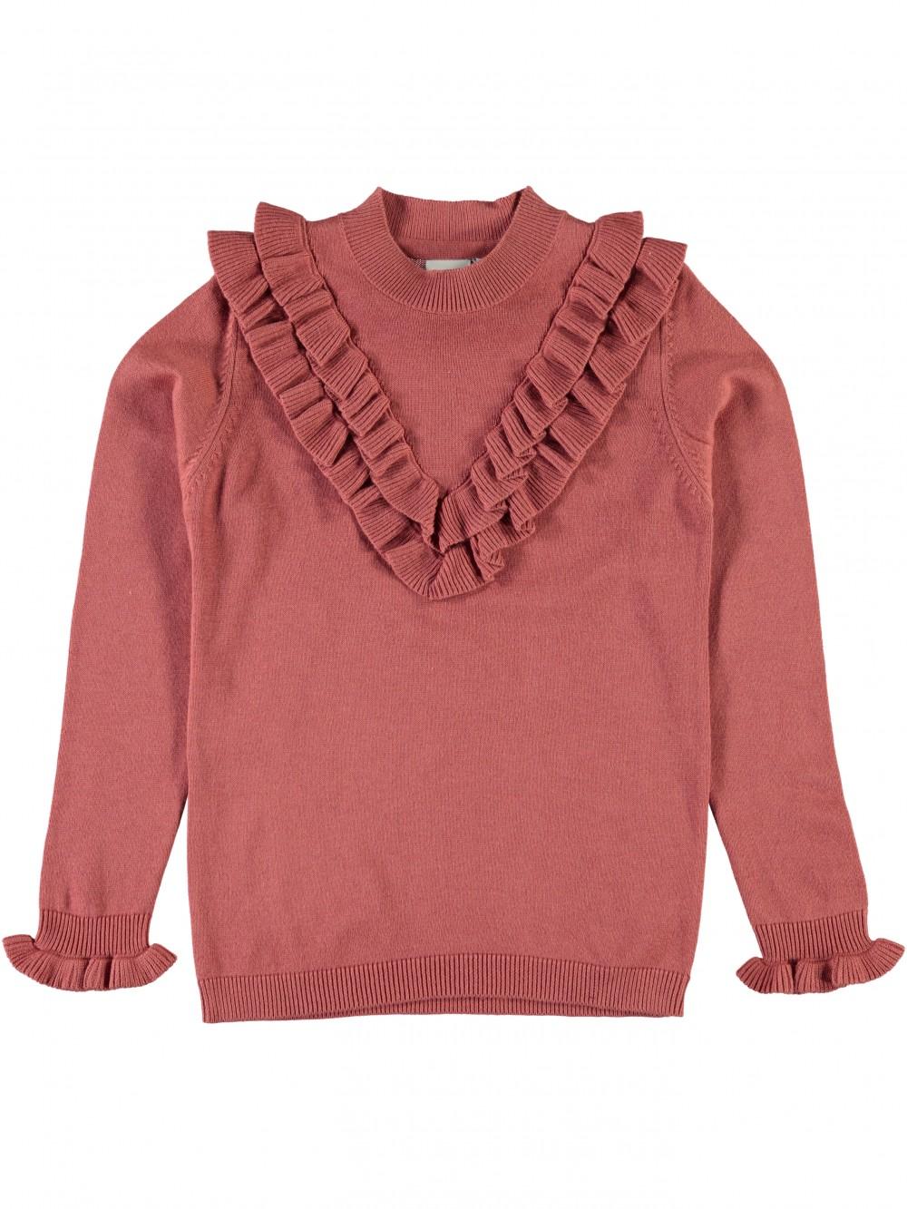 2f876d0f Name It Nitilla rosa genser fra Name It – Mio Trend