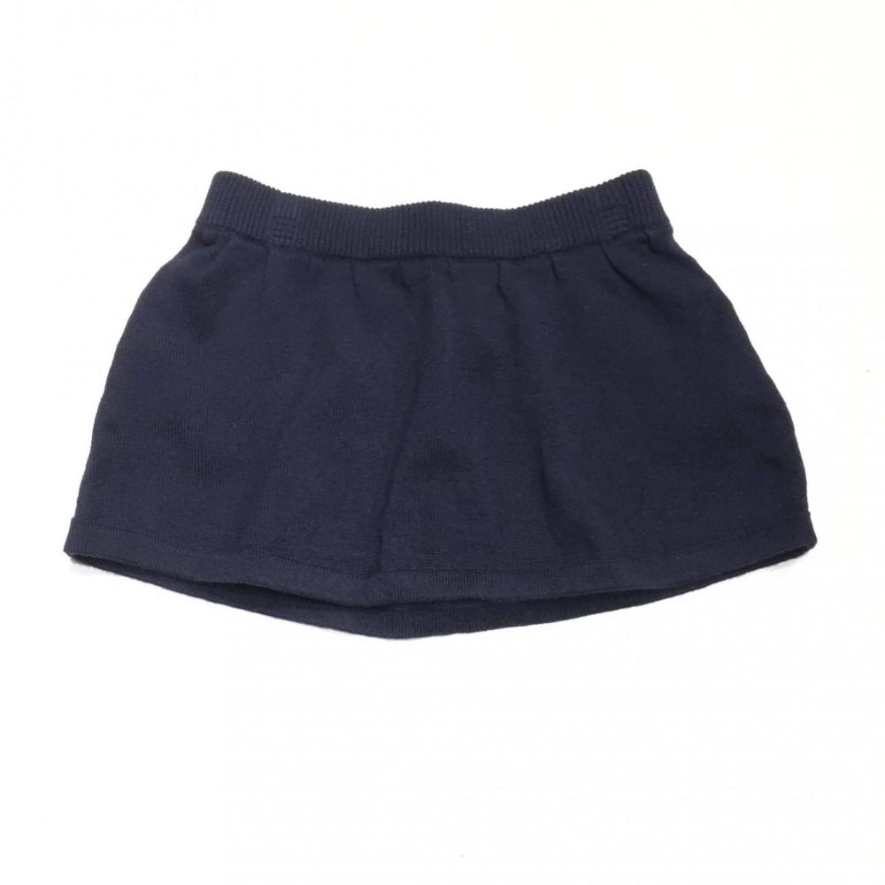 99001f07 Name It Nitvaxa blått strikkeskjørt fra Name It – Mio Trend