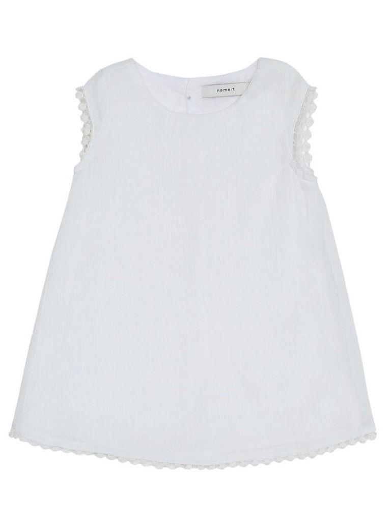 a3194be8 Name It Hvit kjole til baby, fra Name It – Mio Trend