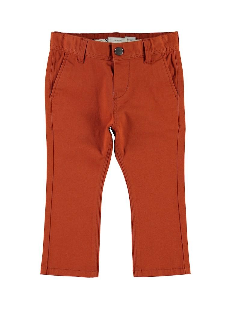 50d13447 Name It Nitallan brun chinos fra Name It – Mio Trend