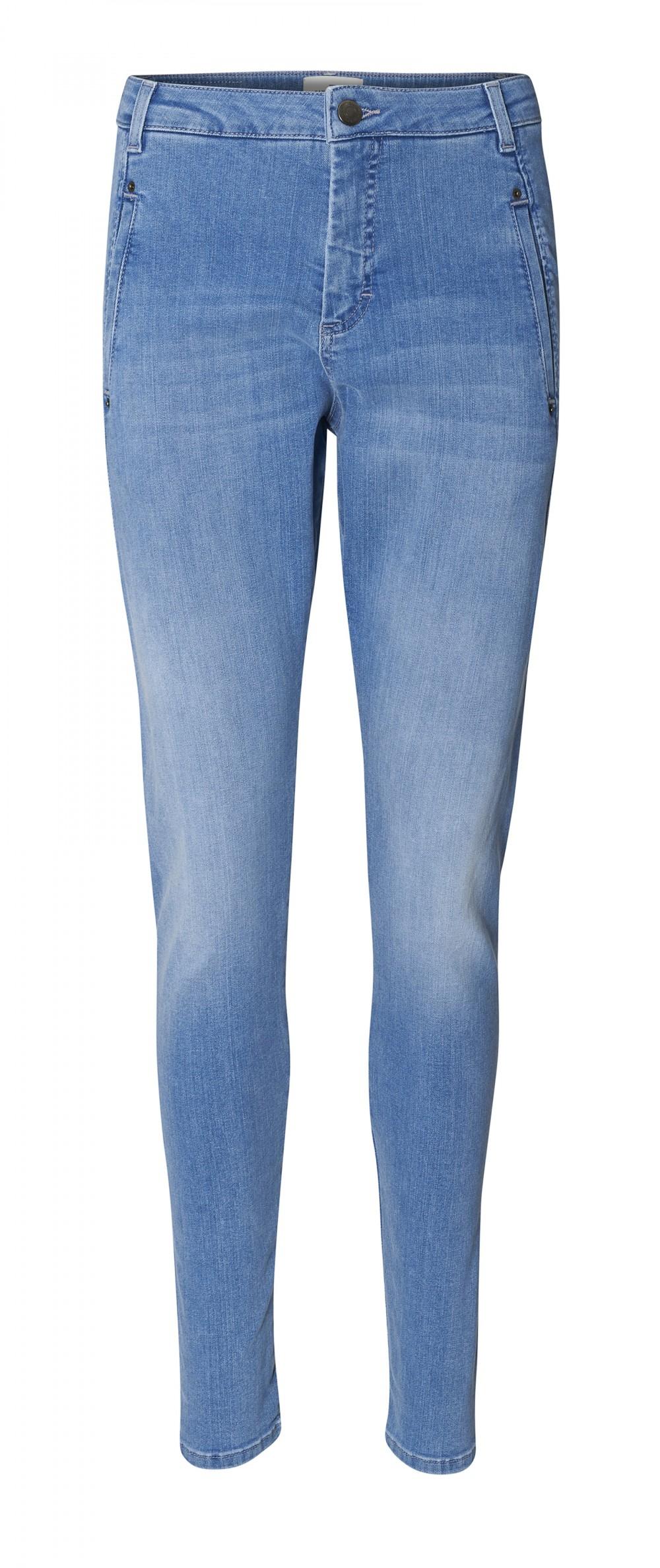 Fiveunits Jolie Kansas lys blå jeans