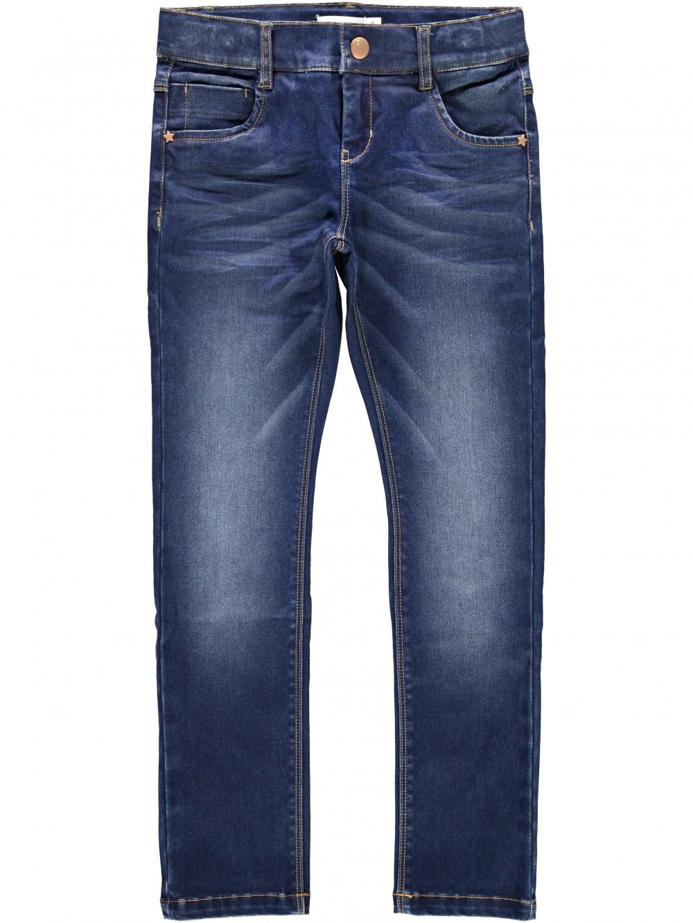 Blå jeans til jente, Tatiana denim