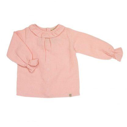 Memini Cornelia, lys rosa lintopp fra MeMini – Mio Trend