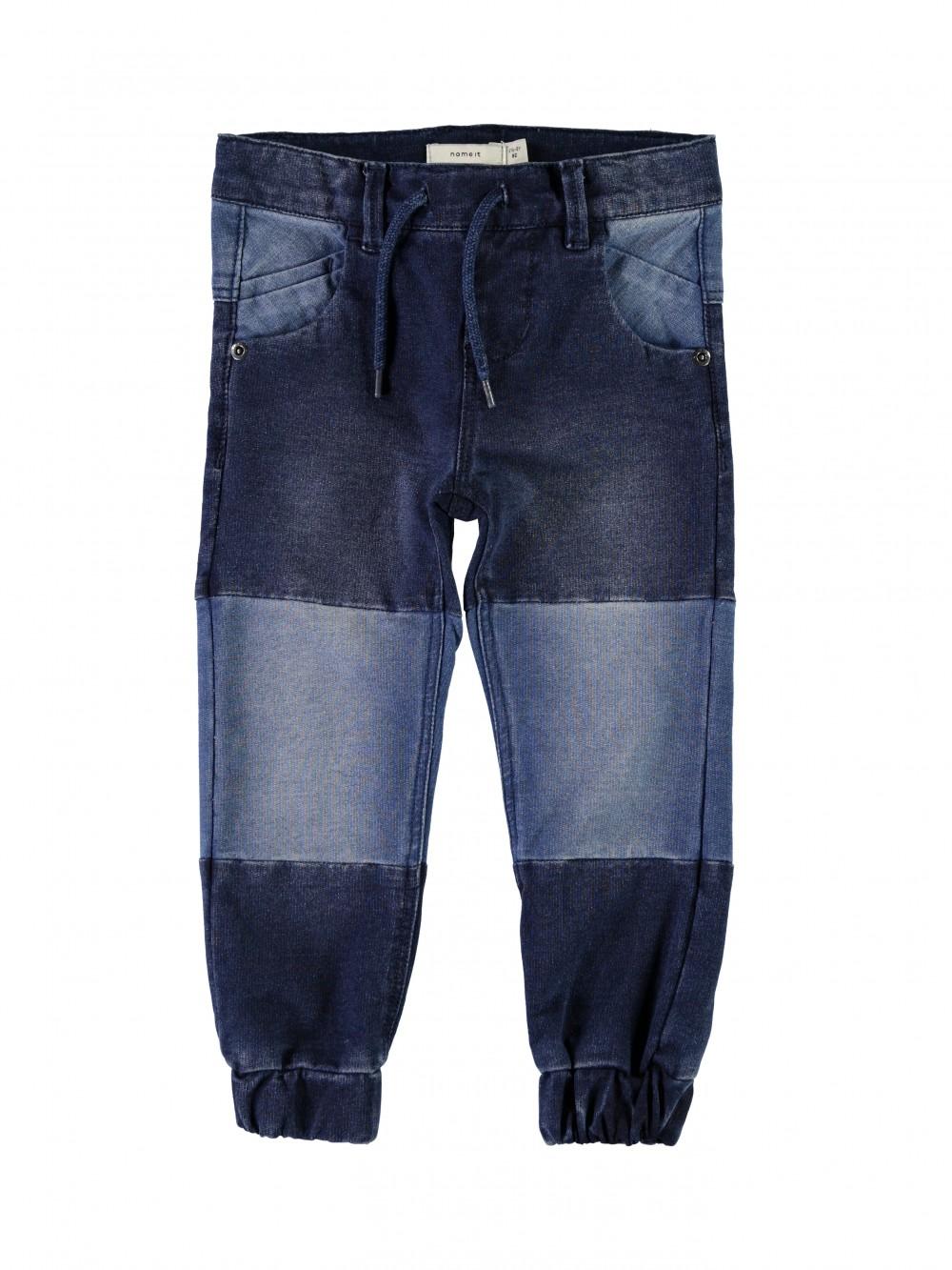 24bfb8f4 Name It Blå jeans i sweat-kvalitet – Mio Trend