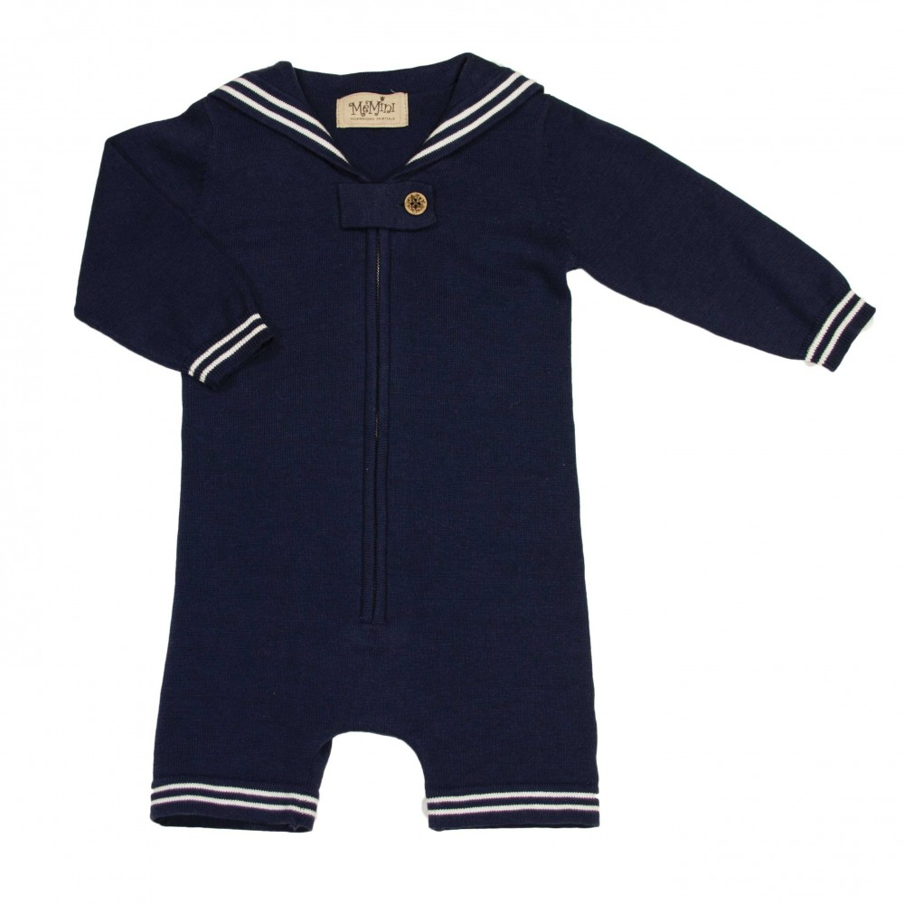 226c0007 Sparkebukse/overall Harald Sailor strikket overall – Mio Trend