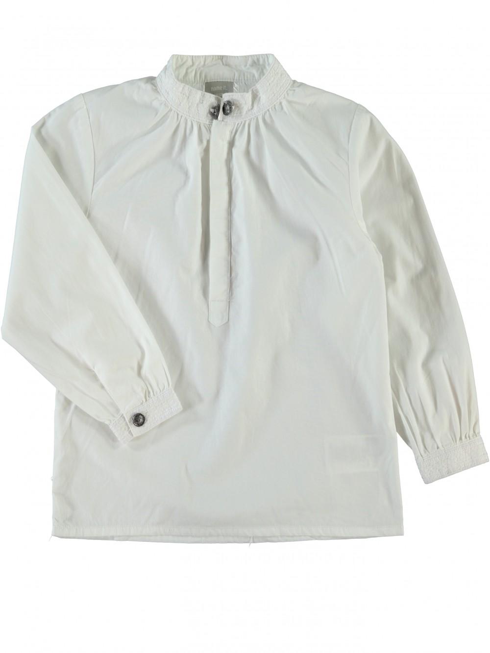 Gutt brodert skjorte | NAME IT