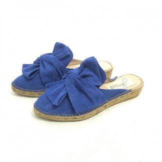 Oransje sandal kilehel, Frances sandal fra Copenhagen Shoes.