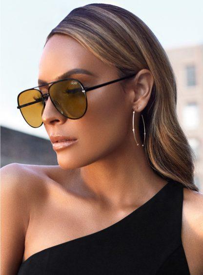 Quay Sahara Love Olive, solbriller fra Quay Australia – Mio Trend