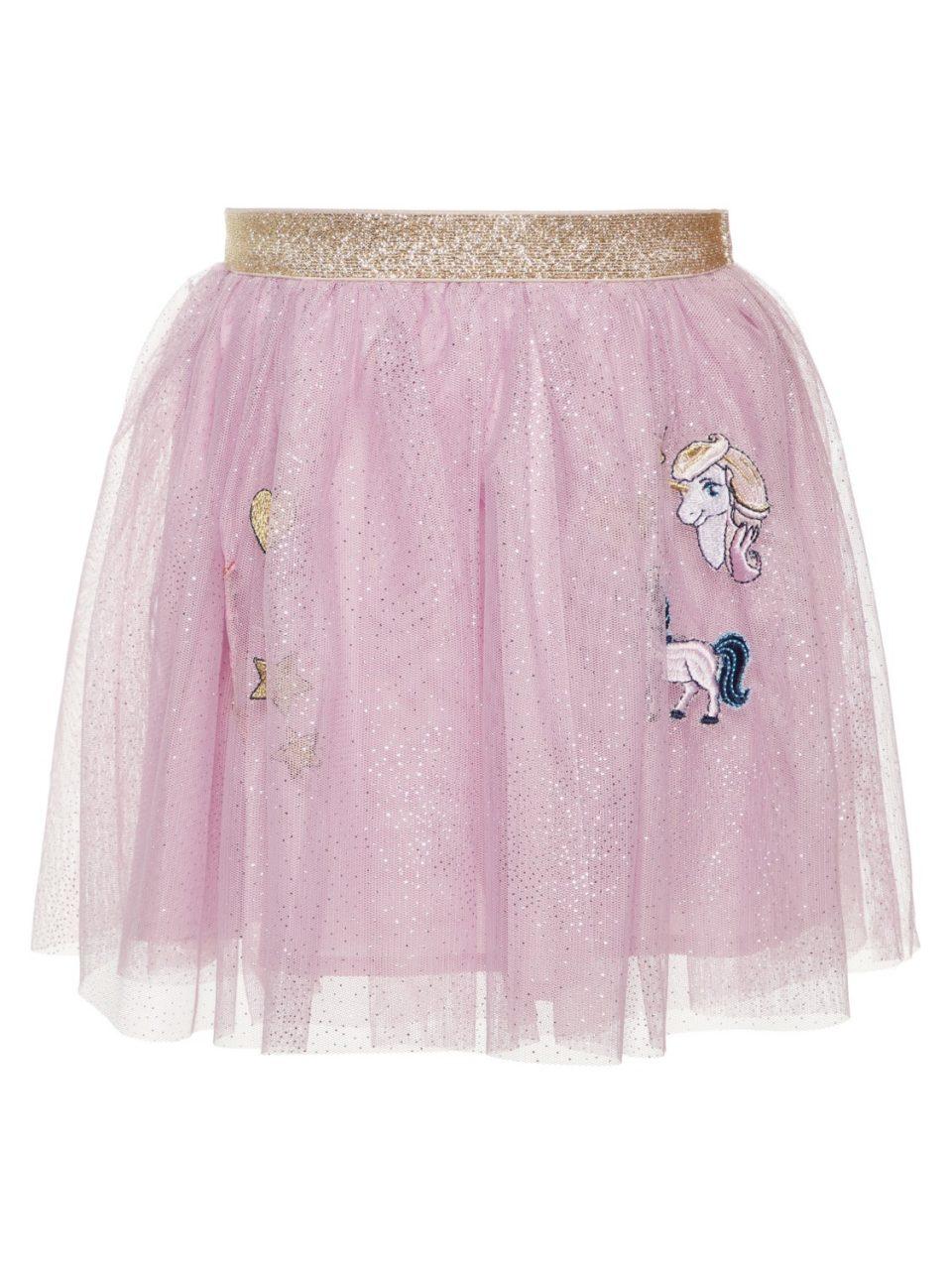 159ad60e Tyllskjørt til barn fra Name It, rosa tyllskjørt til jente med My ...