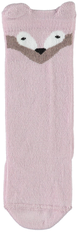 34b73fe2 Knestrømper til barn, rosa knestrømper til baby fra Name It barneklær