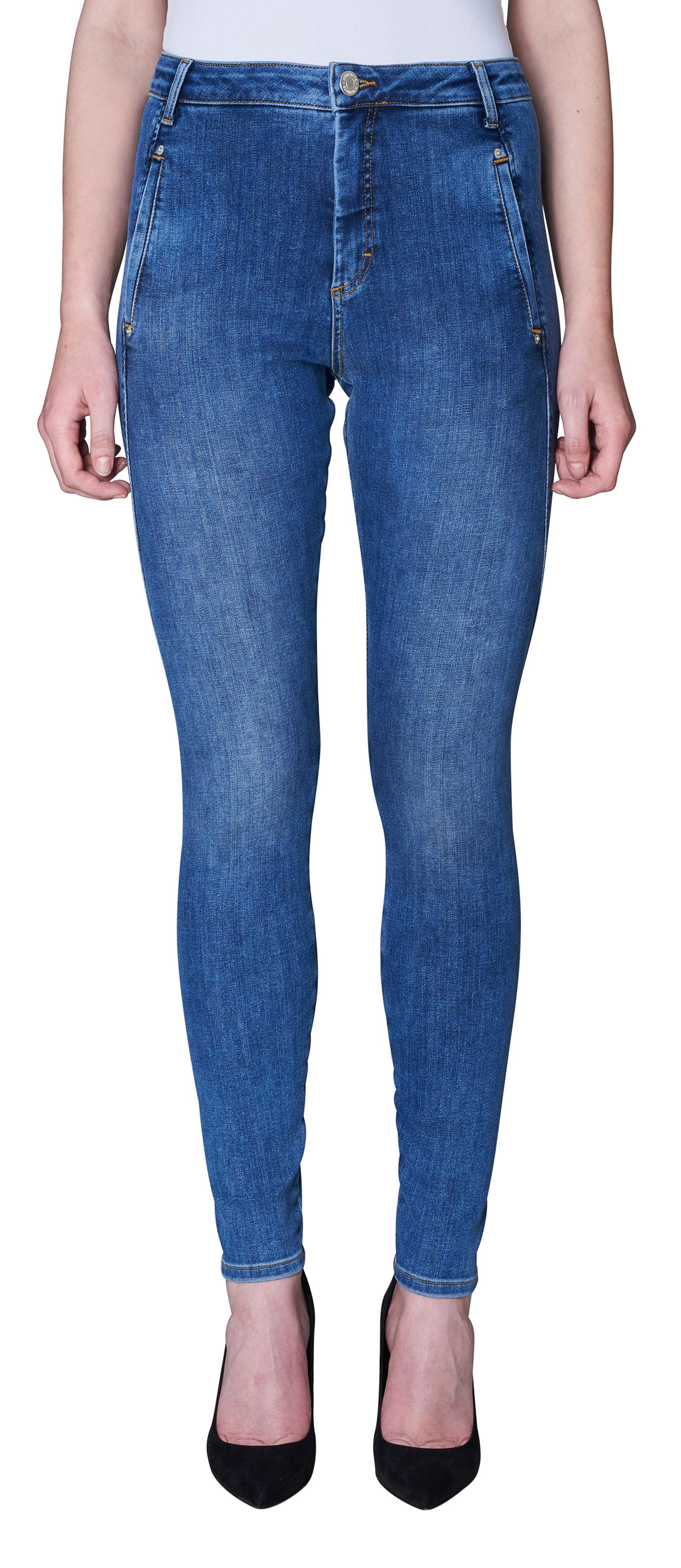 Fiveunits olabukse, Jolie blå jeans fra Five Units, bukse