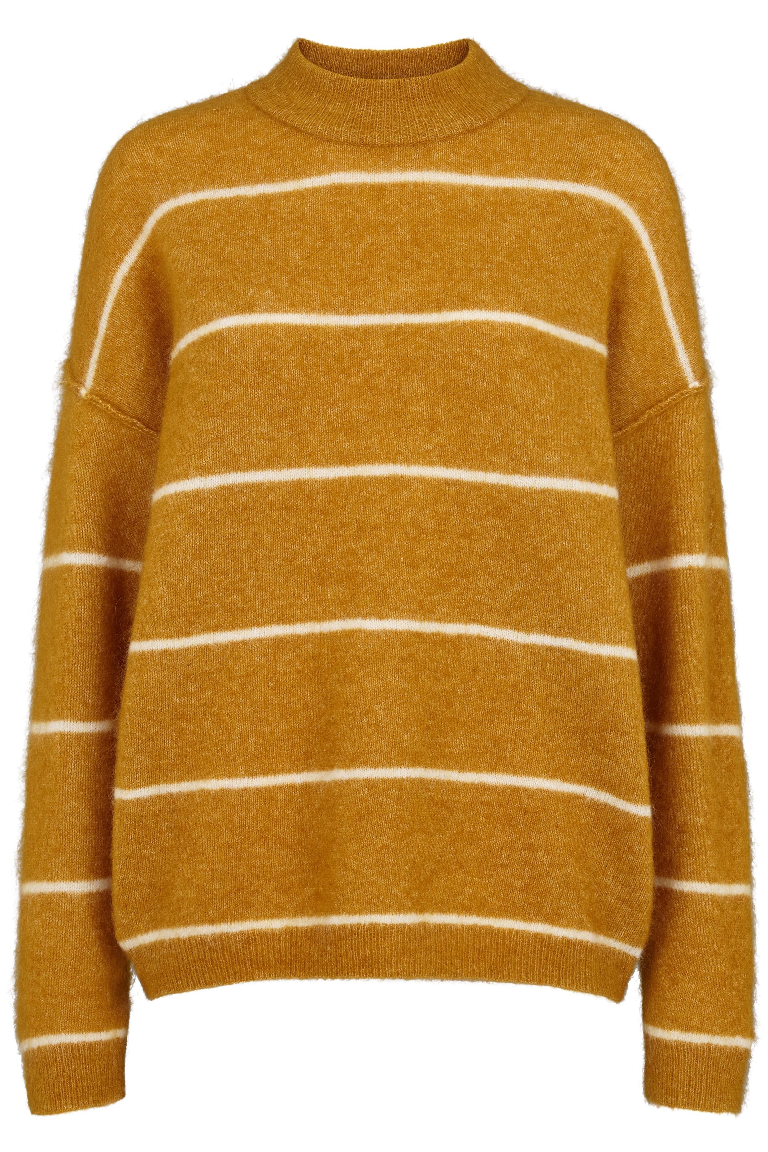 d1c2f7b4 Second Female, okergul ullgenser, Brook genser, gul genser med striper