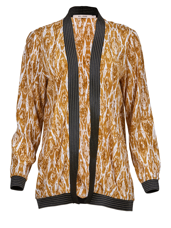 597ce599 Rue de Femme kimono, gul kimono og cardigan fra Rue de Femme, Sasha