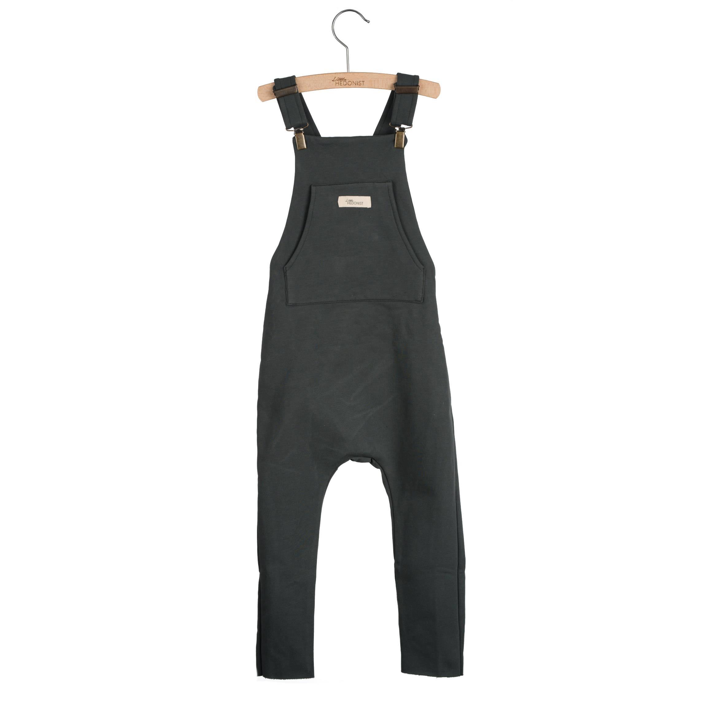 13d030df Sort svart bukse til barn, snekkerbukse fra Litte Hedonist, Lola ...
