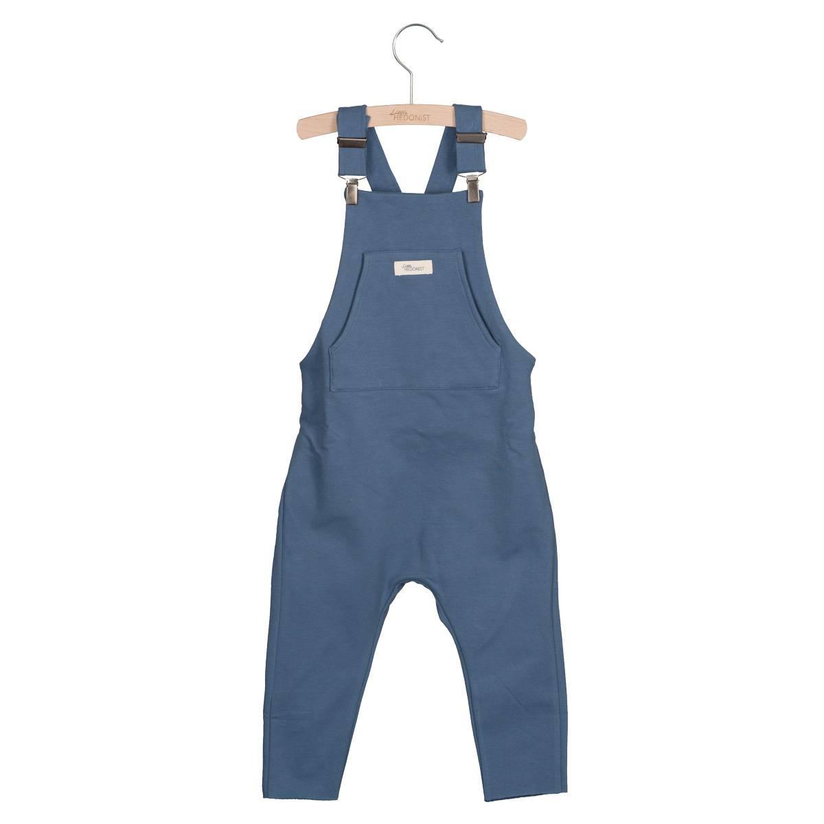 8cd17a1f Little Hedonist til barn, blå bukse fra Little Hedonist, snekkerbukse