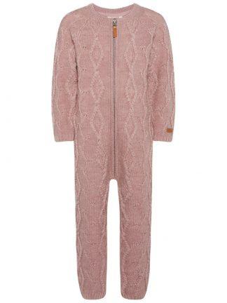 Name It ulldress, rosa hel dress til jente