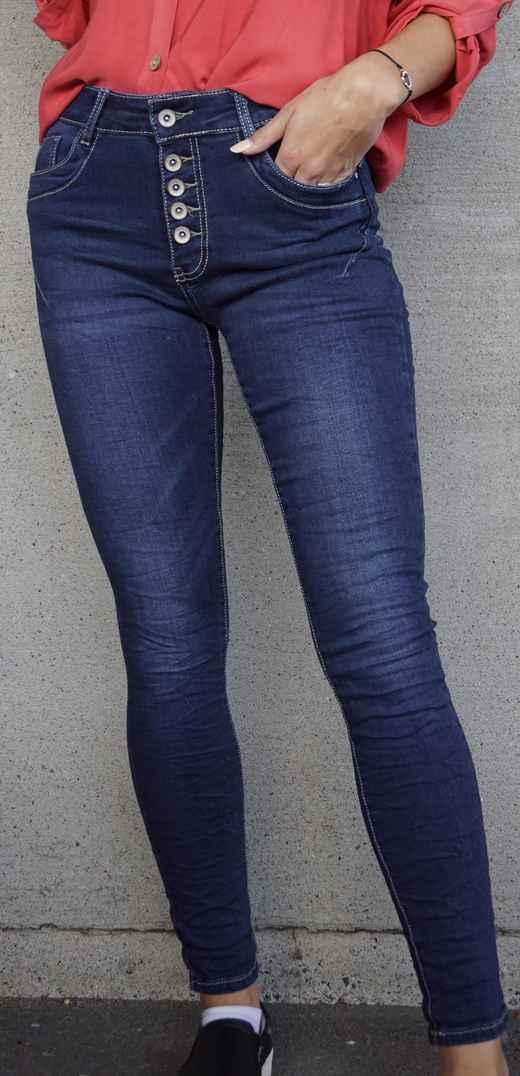 bukse, blå jeans