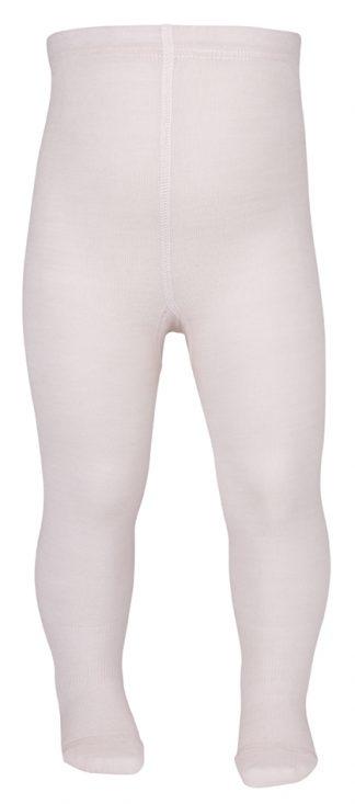 Strømpebukse i ull, lys rosa fra Safa