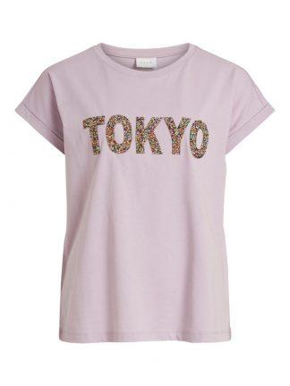 Lilla t-skjorte fra Vila