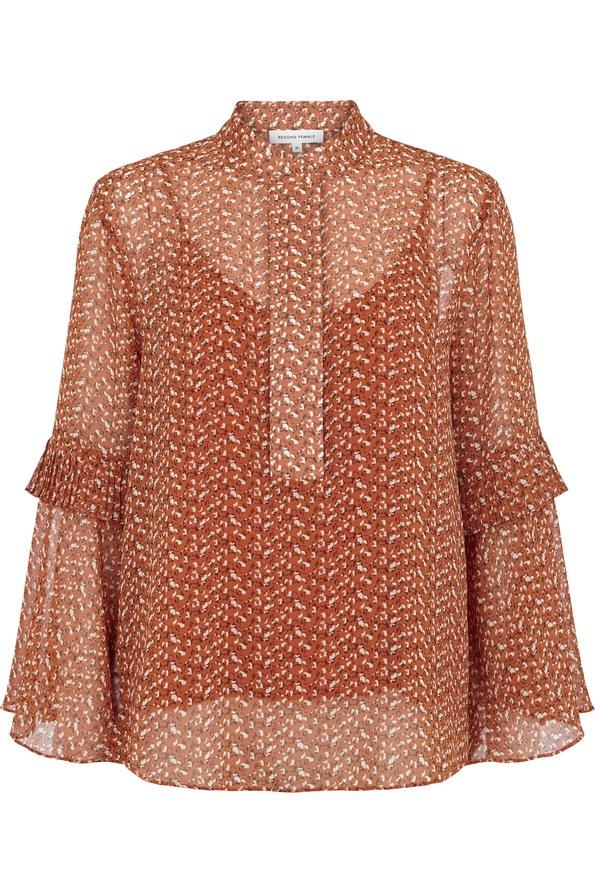 fbee73d5 Second Female oransje bluse – Second Female oransje bluse Allo – Mio Trend
