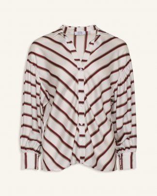 Love & Divine stripete bluse