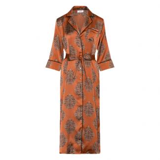 Brun kjole fra Love & Divine