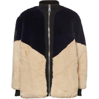 Norr Jessy fuskepelsjakke – NORR Jessy fuskepels jakke – Mio Trend