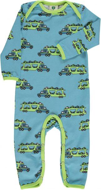 Småfolk pysjamas med biler