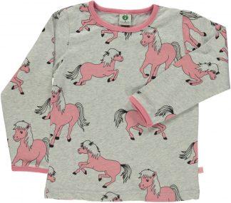 Småfolk genser med hester