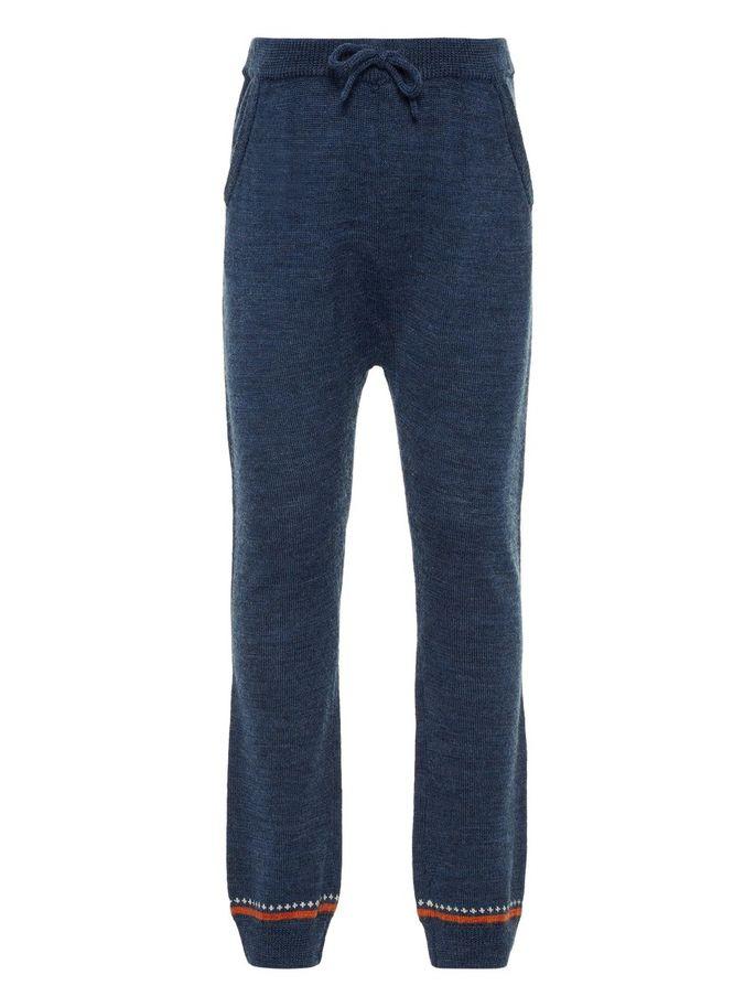 95dc61ca Ullbukse fra Name It, mørke blå – Ull ullbukse mørke blå Whoopi – Mio Trend