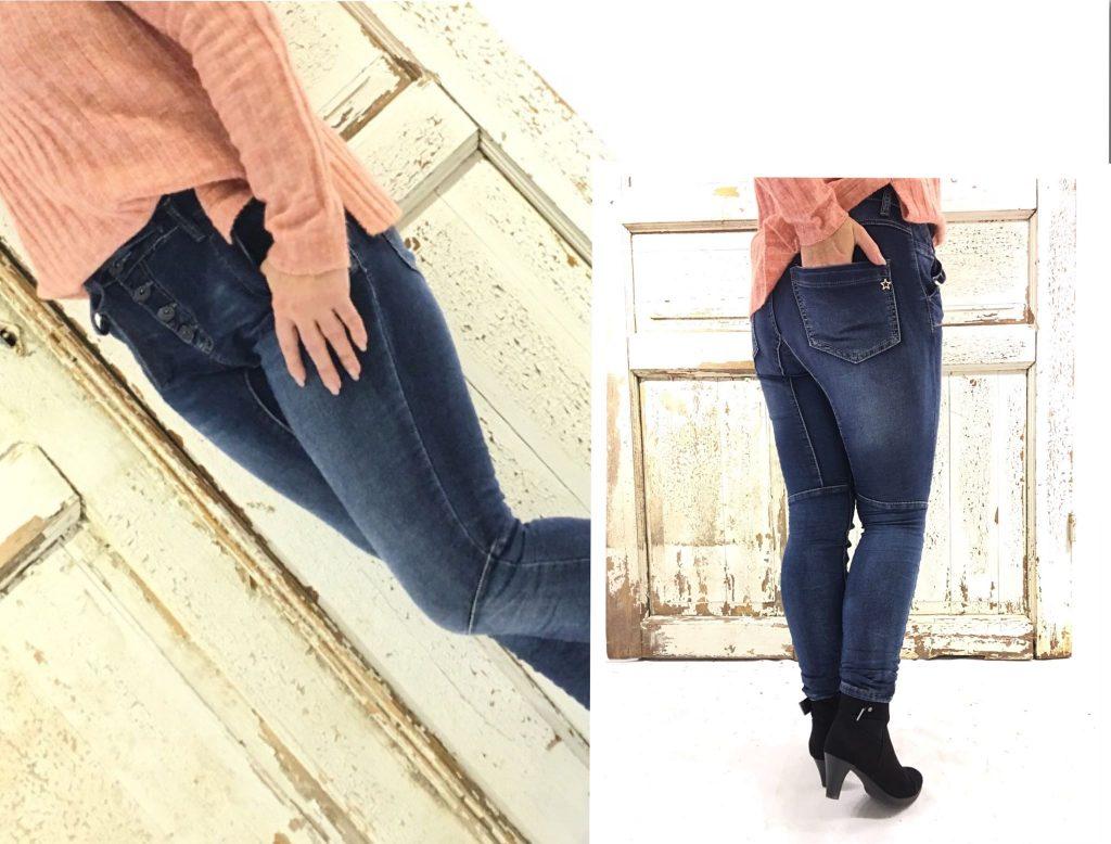 Pepper bukser og jeans