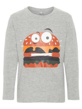 genser med hamburger