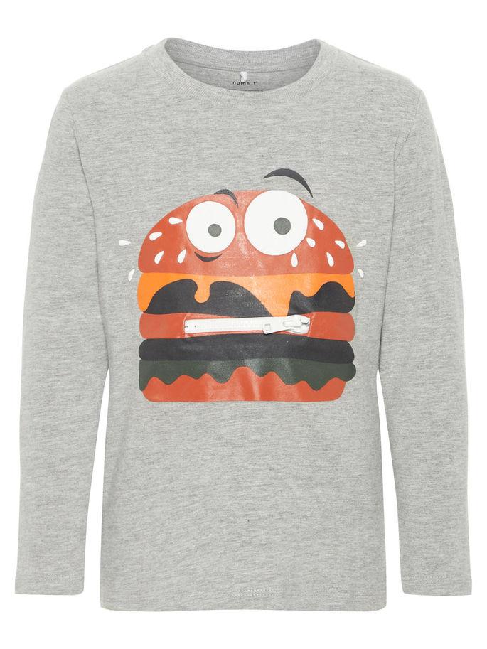 e1703ea6 genser med hamburger – Name It grå genser med hamburger – Mio Trend
