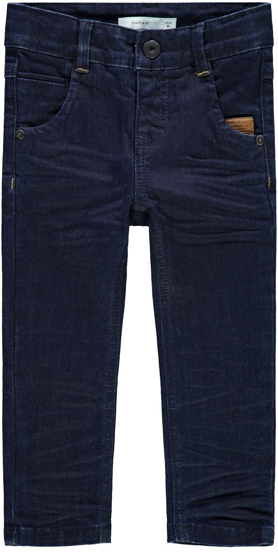 NmmTheo dnmabevis bukse, dark blue
