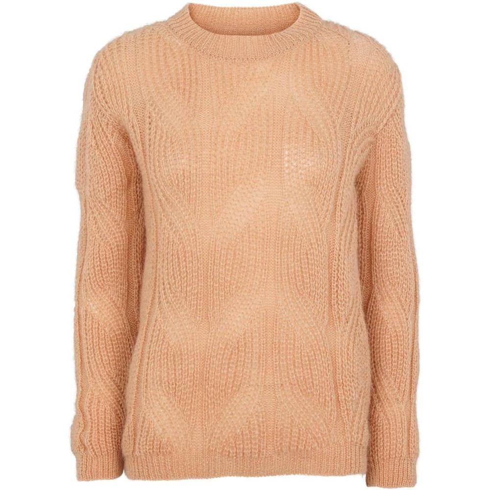 329d9256 Beige genser fra Basicapparel. Ullgenser i farge nude, beige ...