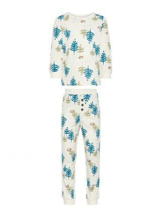 Pysjamas til gutt off white