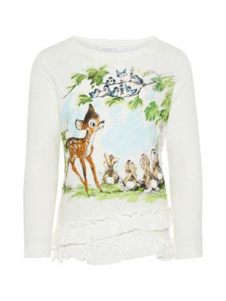 Genser med Bambi fra Name It