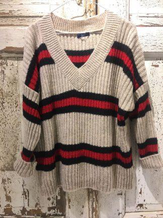 Grå genser fra Pepper