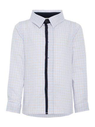 Penskjorte til gutt