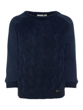 Name It genser mørke blå