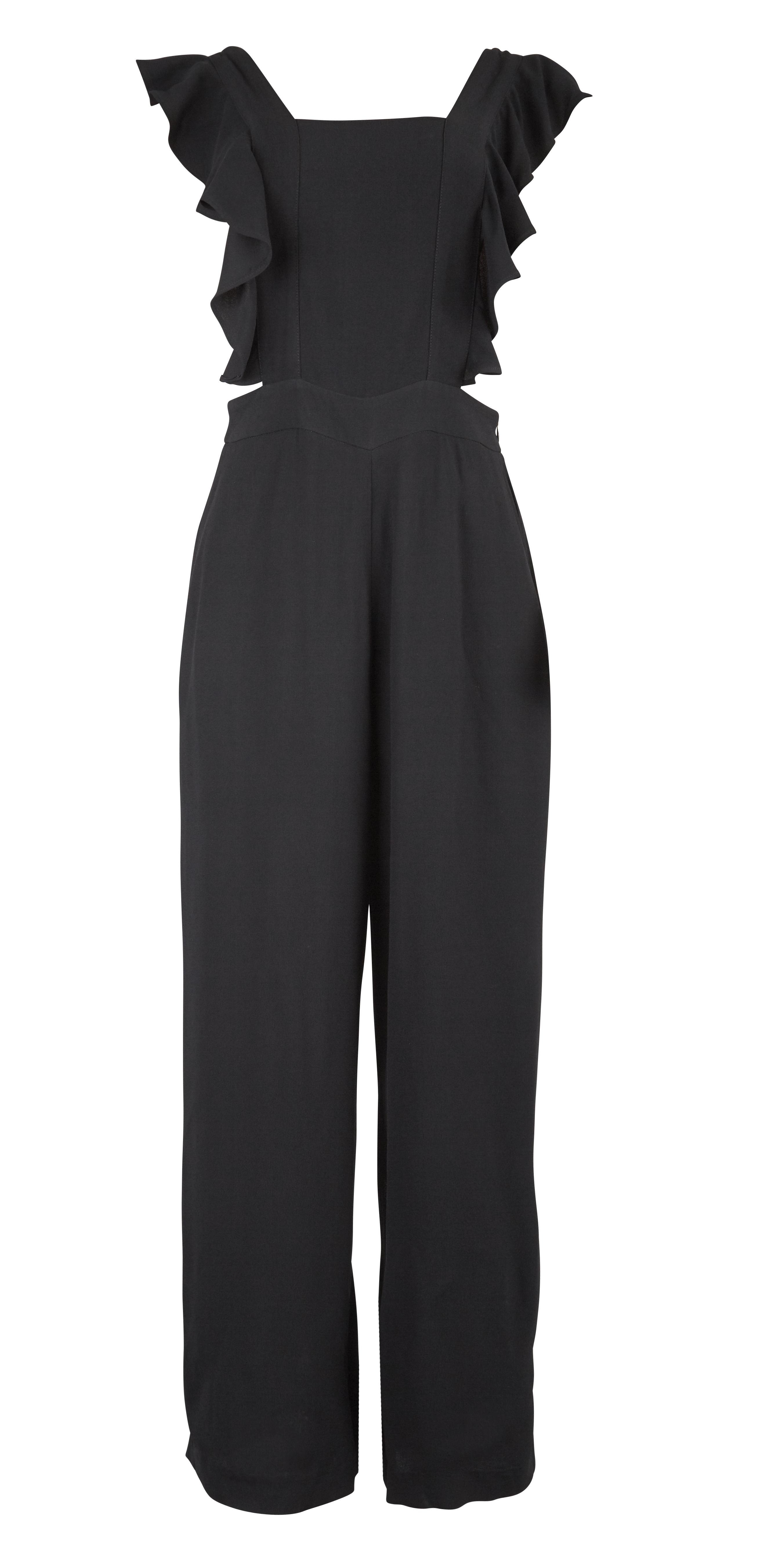 5dd265e0 Sort jumpsuit til dame – Rue de Femme sort jumpsuit Kelize – Mio Trend