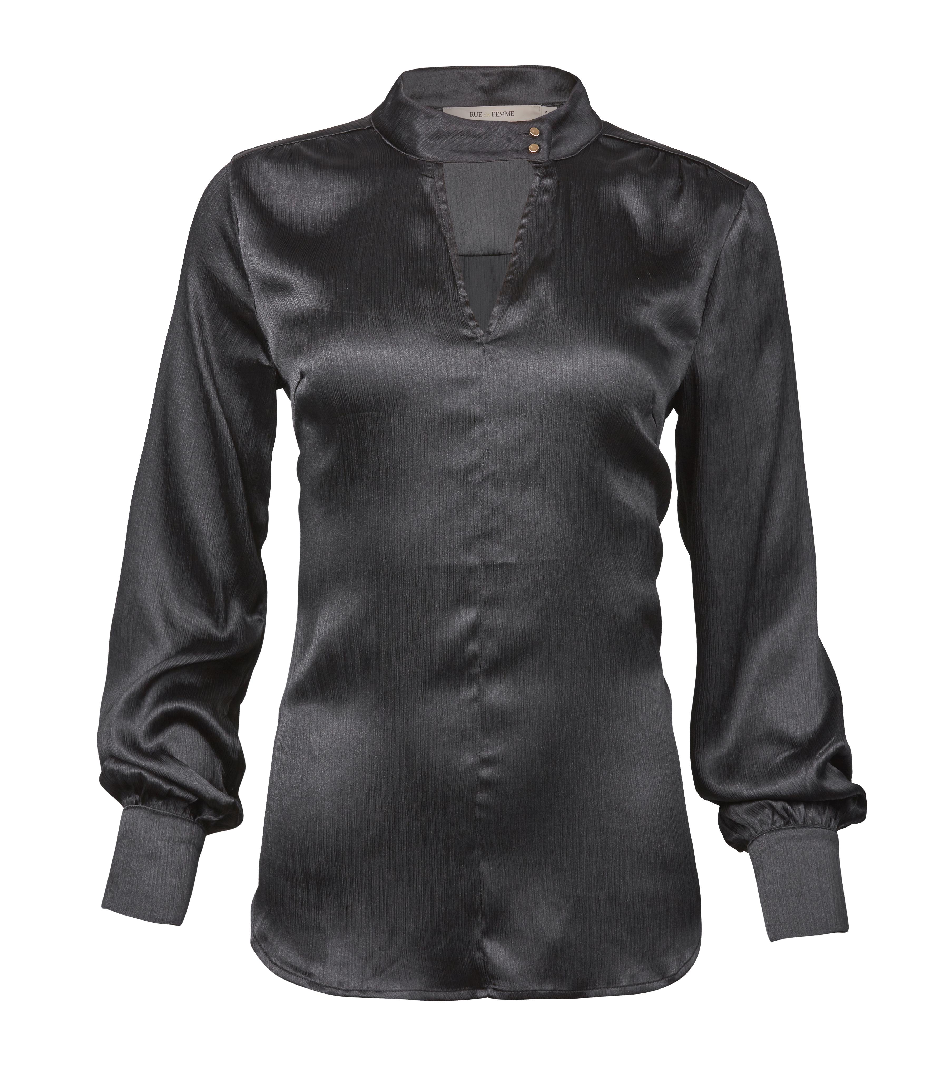 689dbb25 Sort bluser fra Rue de Femme – Rue de Femme sort bluse Jerry – Mio Trend