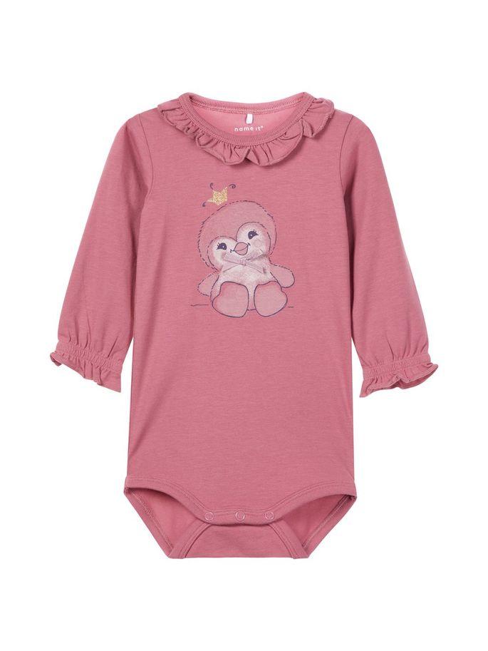 12257f48 Name It rosa body med krage – Name It rosa body med krage – Mio Trend