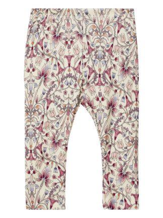 Name It mønstrete bukse