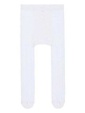 Name It hvit strømpebukse til baby